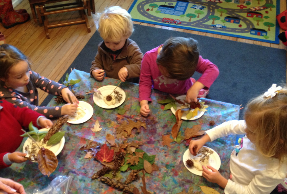 our beautiful fall creations