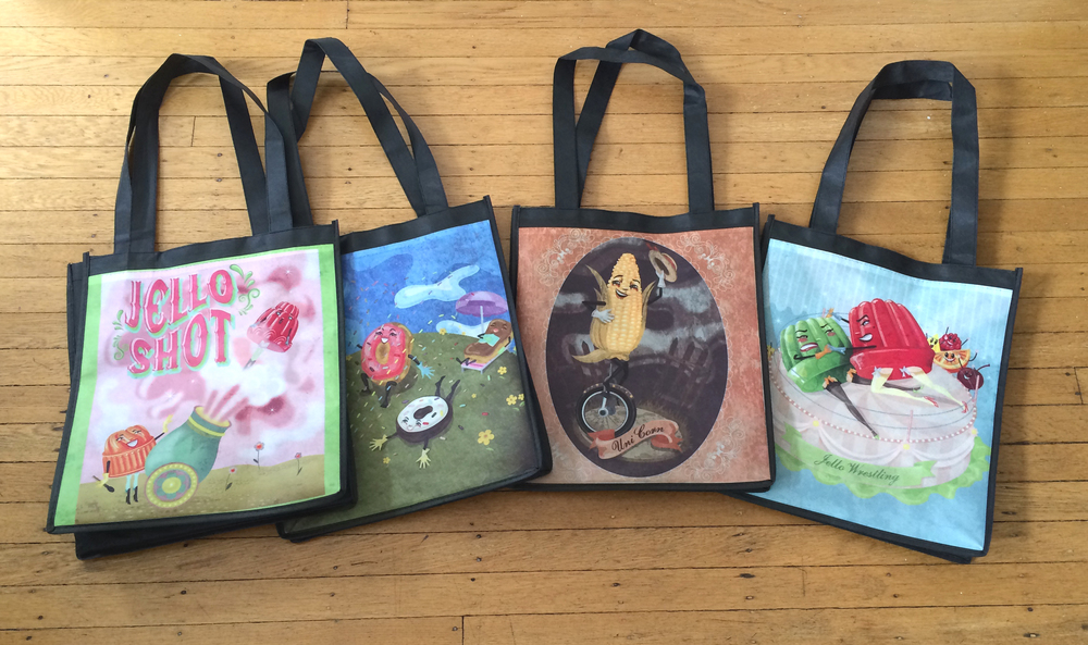 Eco-friendly Grocery Totes