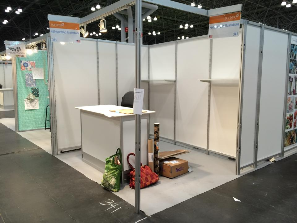 Empty Booth #341