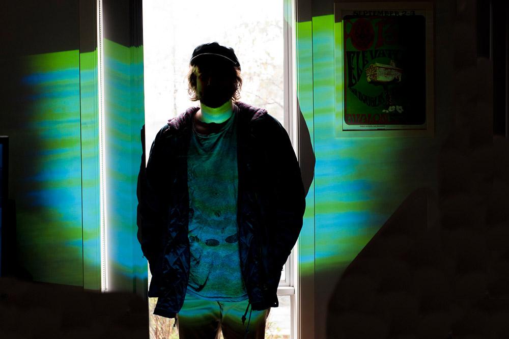 Jason Galea portrait by Kristian Wild
