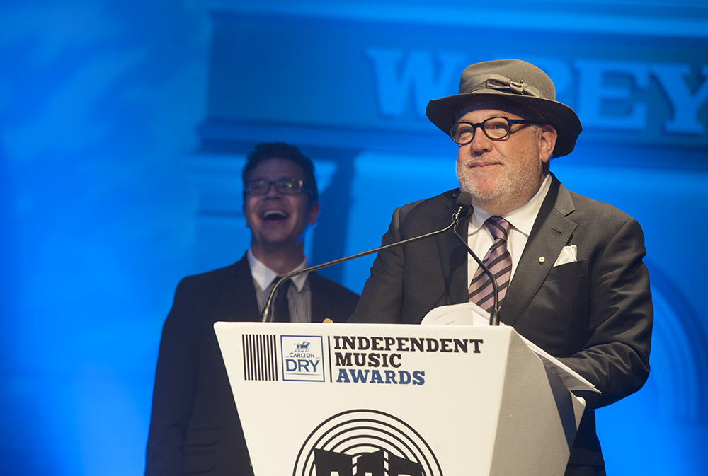 Winner of best  Independent Jazz Album Paul Grabowsky
