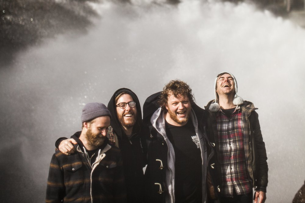 The Smith Street Band Photographed Andrew Johnson