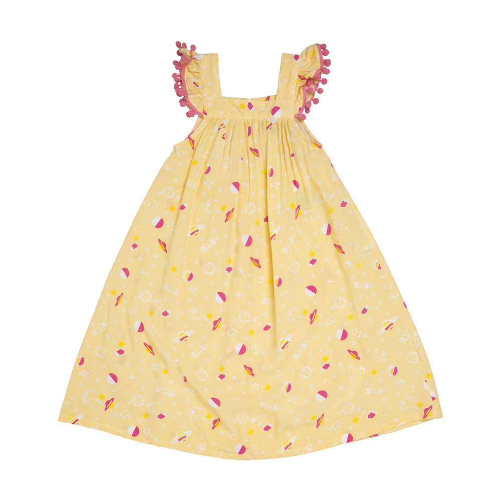 Goodie Two Shoes Dress - Little Leonard St.