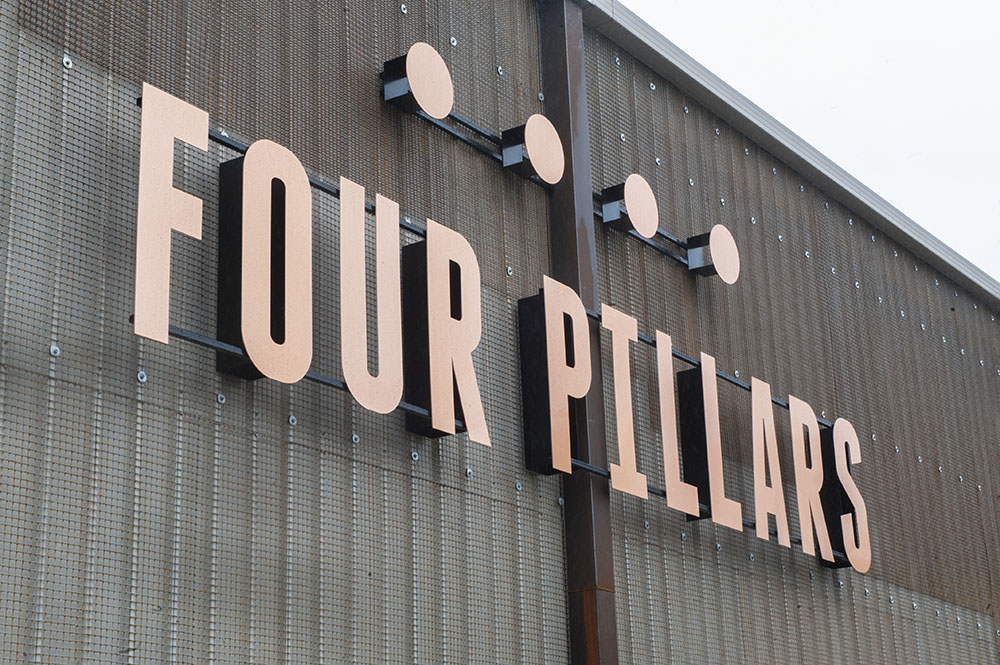 The Four Pillars Gin Distillery in Healesville - image courtesy of Kirsty Umback