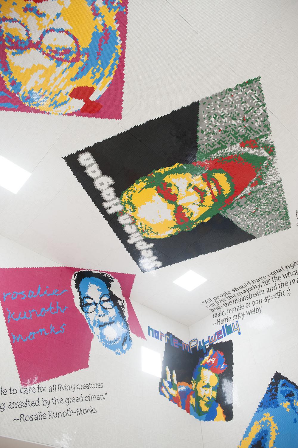 Letgo Room (Ai Weiwei) - image courtesy of Kirsty Umback