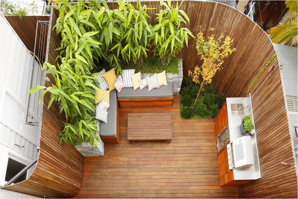 Rozelle Courtyard Design