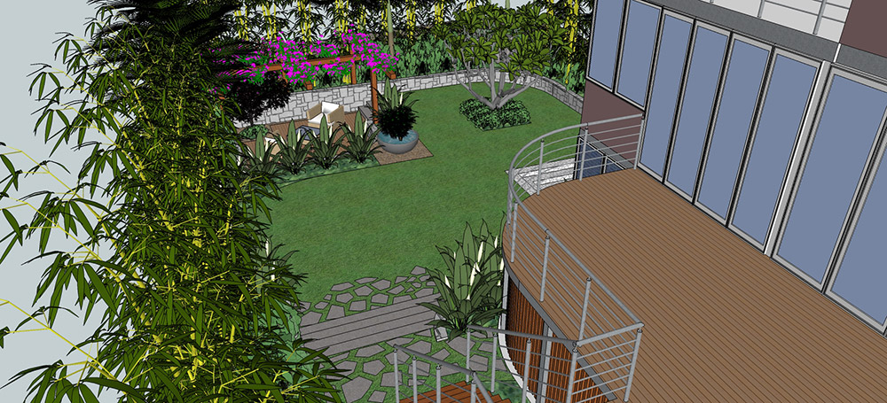 South Coogee Garden Concept
