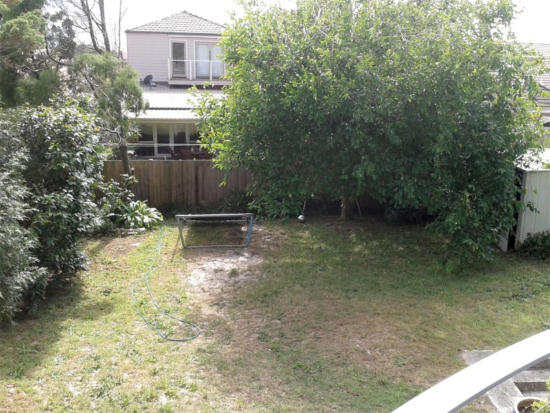 South Coogee Garden Before