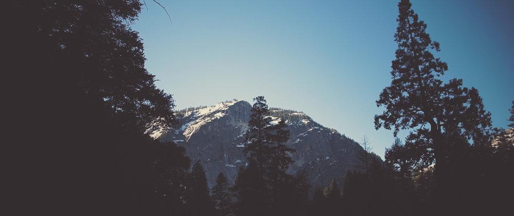 With Yosemite