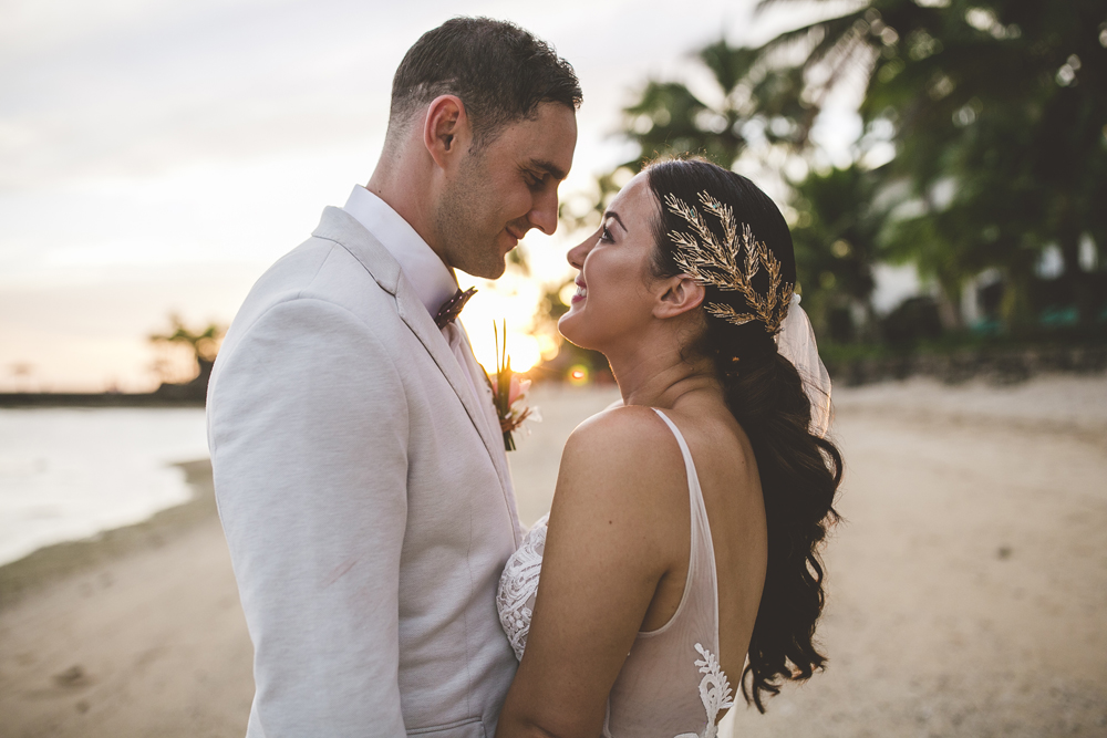 OLIVIA & NATHAN: FIJI WEDDING