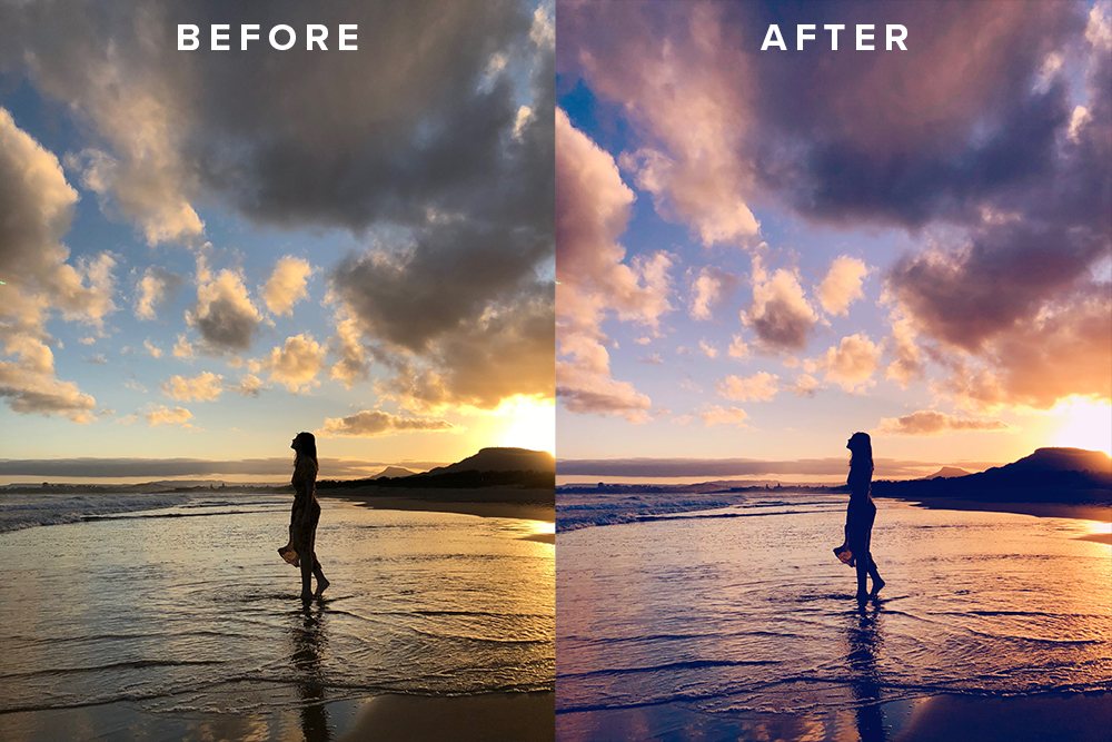 CREATE - Use our intuitive and fast editing tools to tweak your images with ease. Explore endless possibilities with full control.