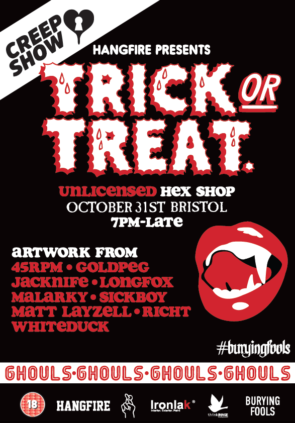 halloween bristol trick or treat 2015