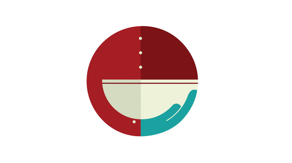 The Kitchen Logo soup kitchen logo — rosalind bevin