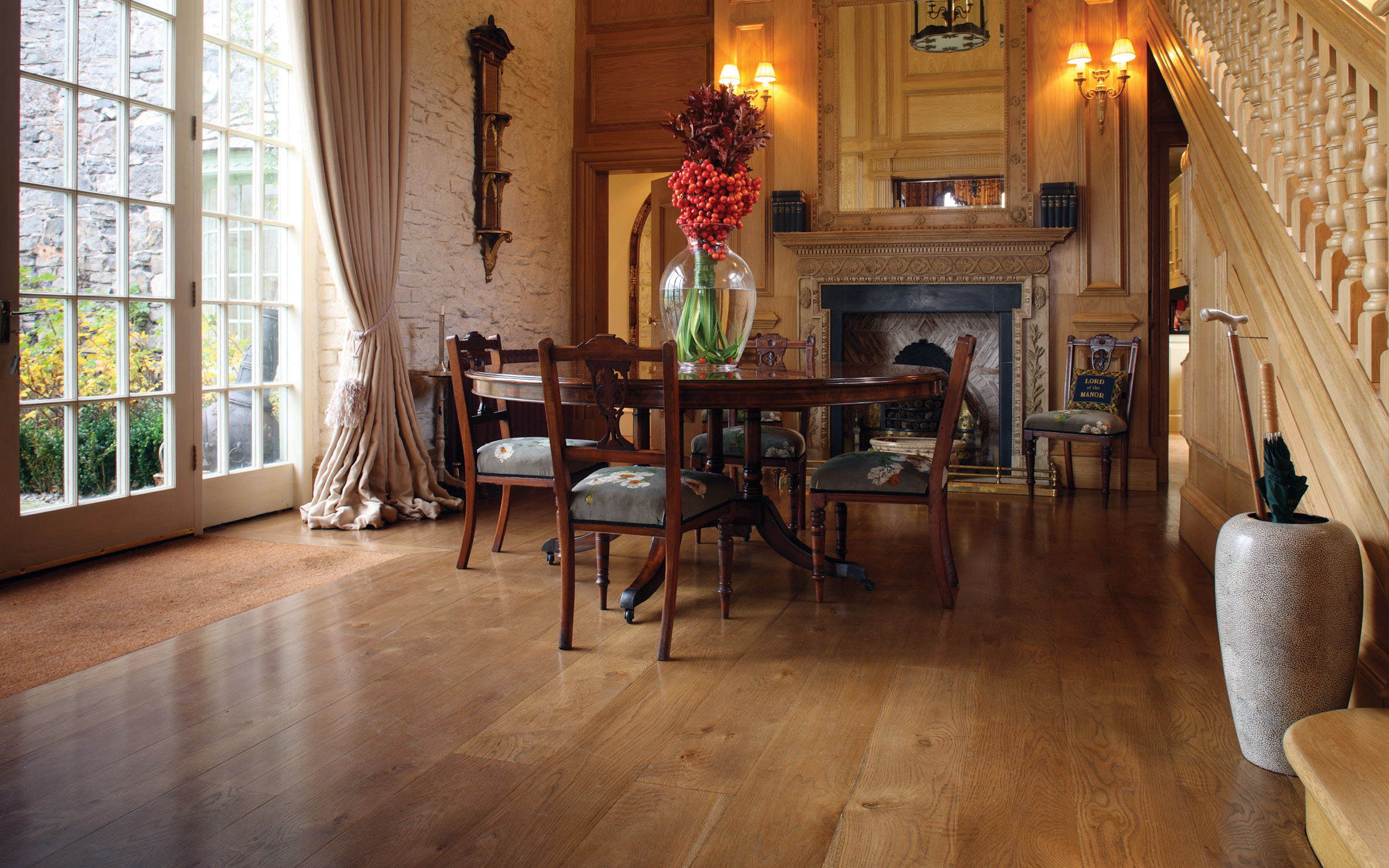 We Take Wood And Stone Flooring One Step Further