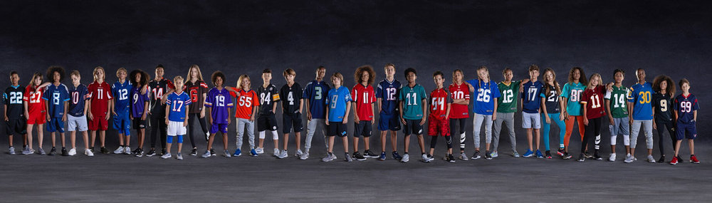 Outerstuff NFL for Nike