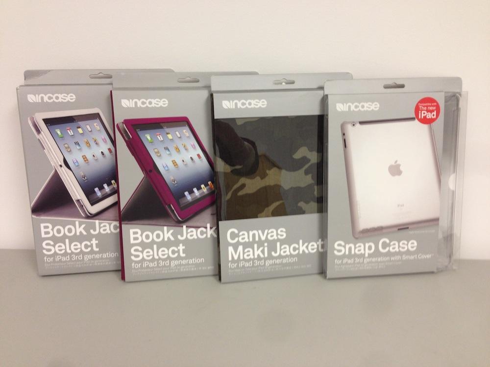 Incase Cases.JPG