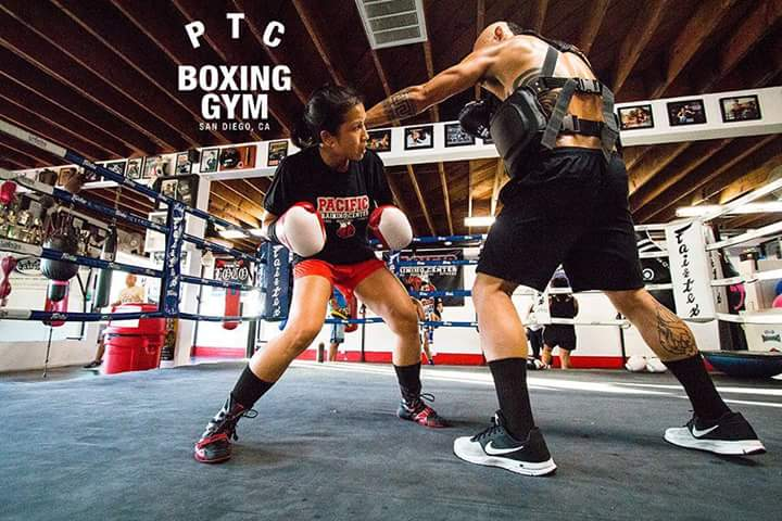 "Vu ""la pulga"" mai Pro boxer minimum weight Fights out of Pacific training center, San diego Follow her pro journey"
