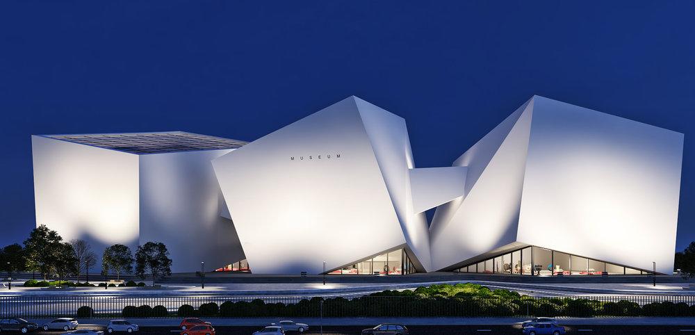 museum of modern art a masow