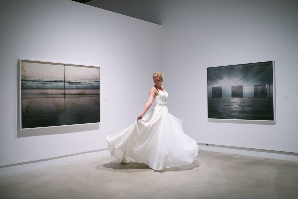 Art Gallery Stratford Bride... yes please.