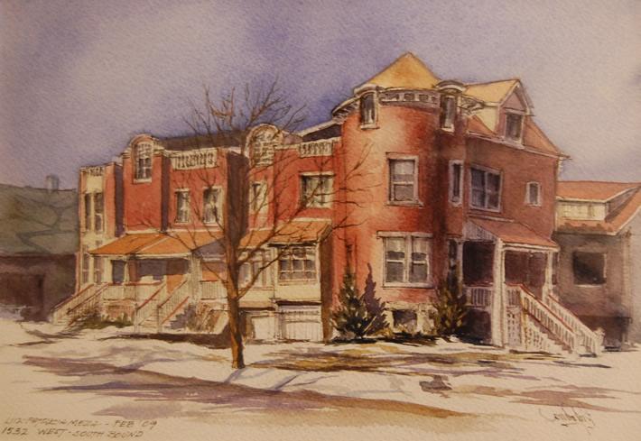 Evanston IX