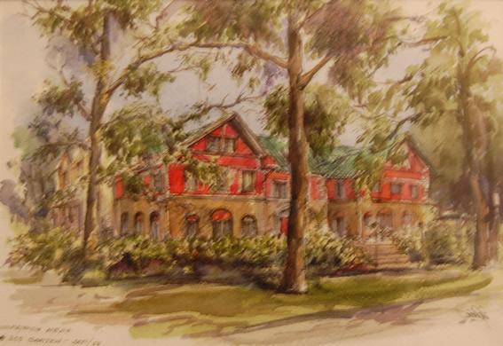 Evanston XV