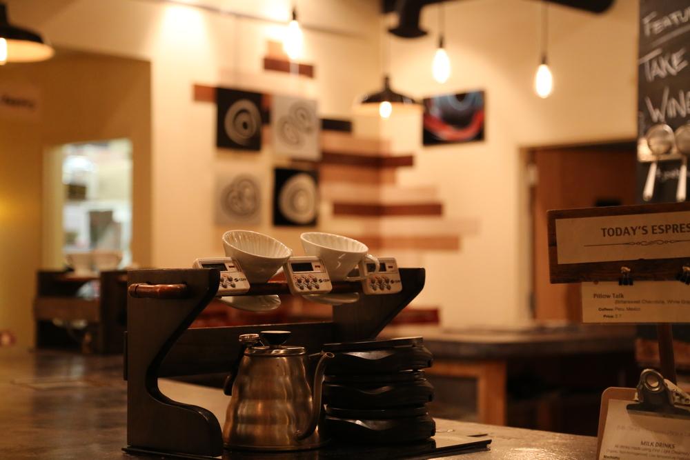 Hario Coffee