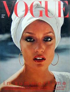 Janice Dickinson - Vogue