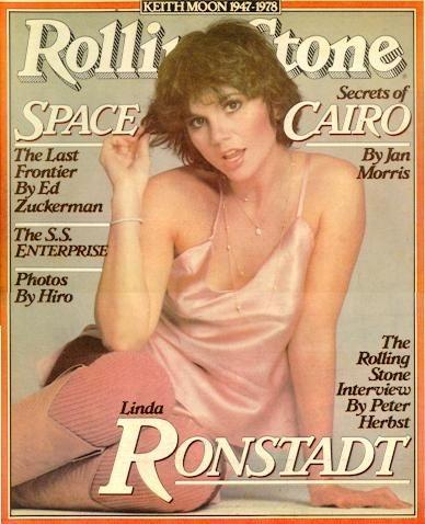 Linda Ronstadt - Rolling Stone 1978
