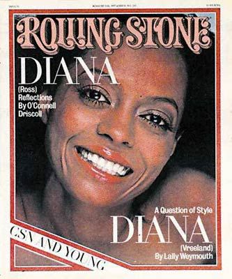 Diana Ross - Rolling Stone 1977