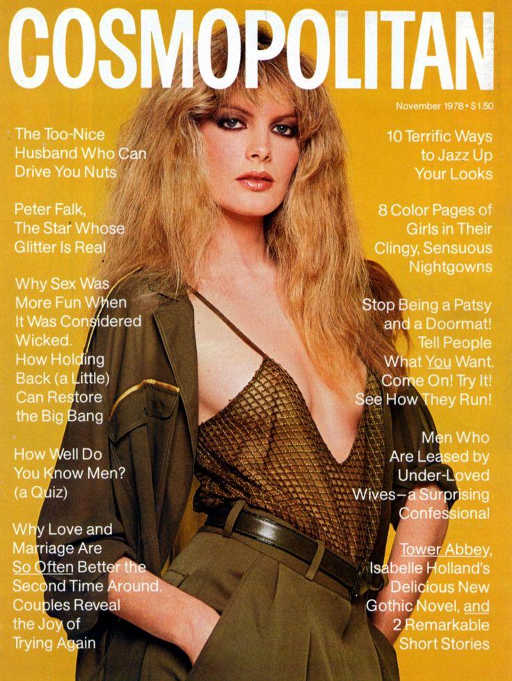 Renee Russo - Cosmopolitan 1978