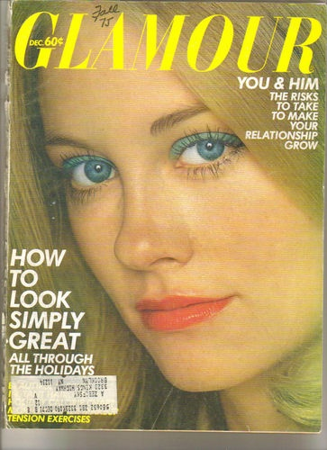 Cybill Shepherd - Glamour 1971