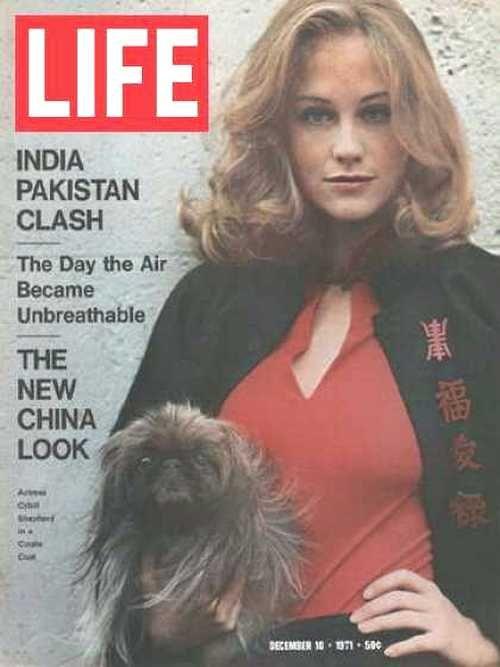 Cybill Shepard - Life Magazine 1971