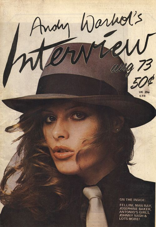 Uschi Obermaier - Interview 1973