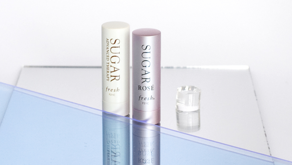 Sugar and Sugar Rosé Tinted Lip Treatment with SPF 15, $22.50