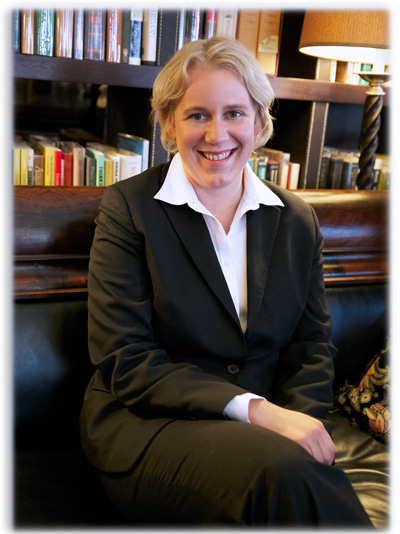 Eva Clement,  Asheville attorney ...  a lawyer that listens