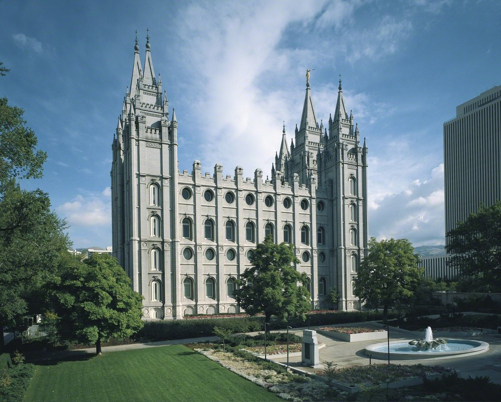 Mormon Temple / Salt Lake City, UT
