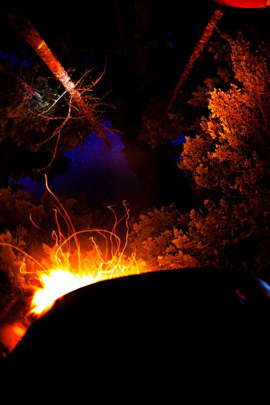 Sparkling Fire