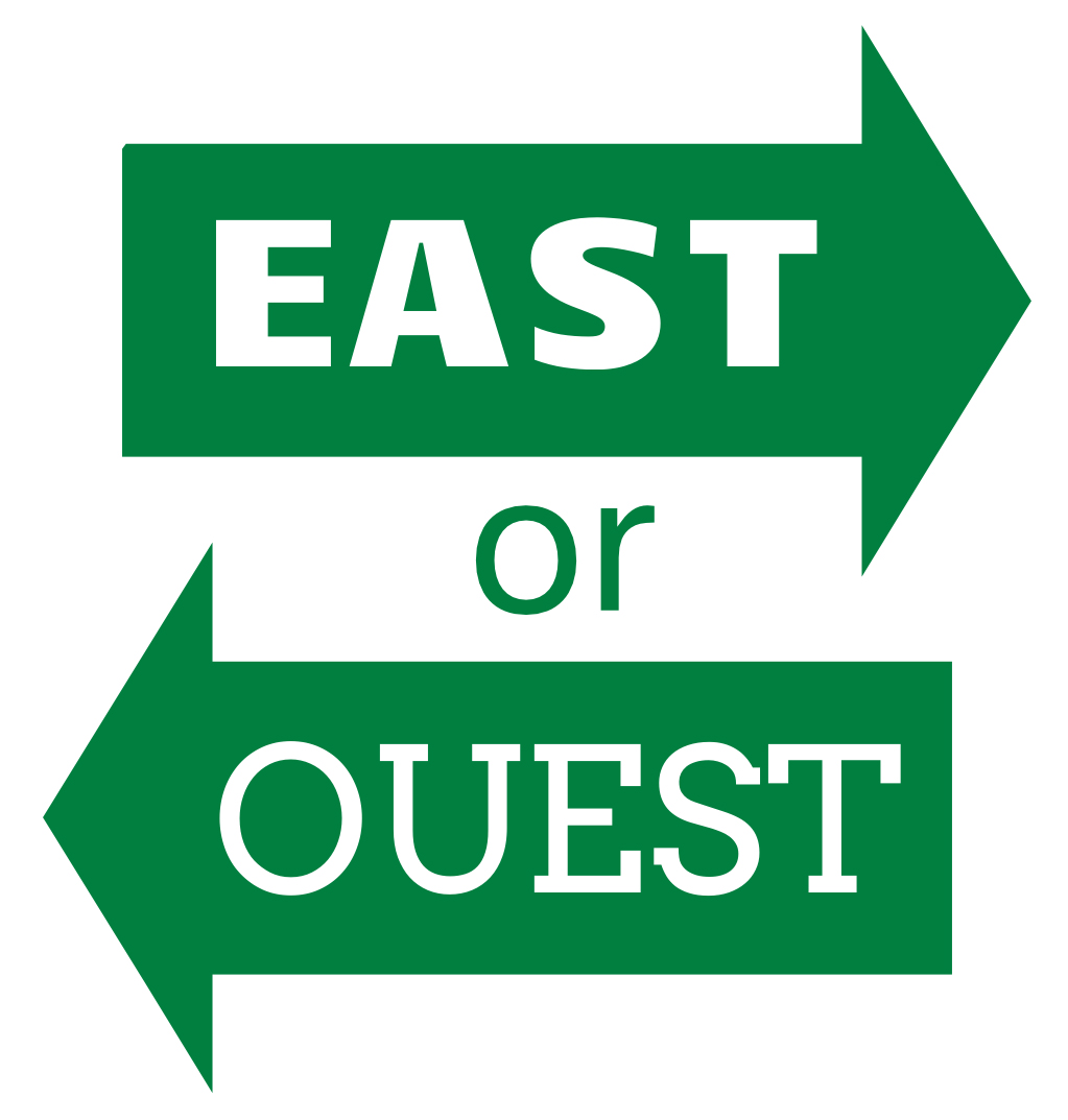 East or Ouest