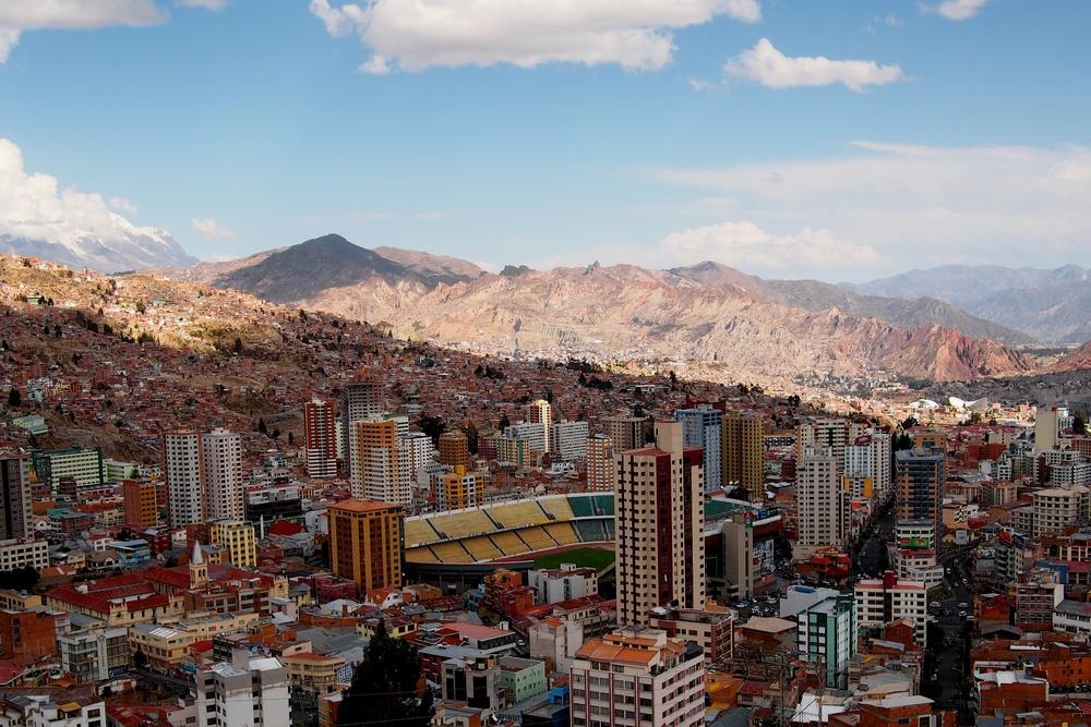 View from Mirador Killi Killi