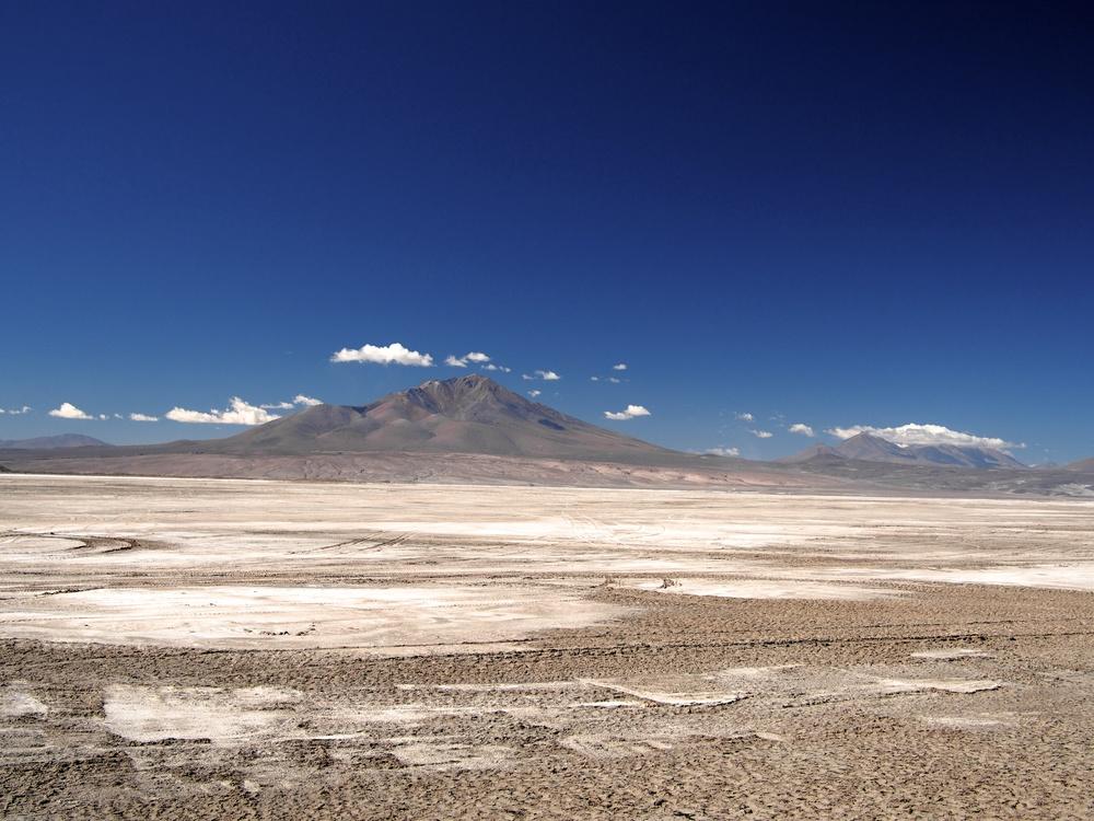 Chiguana desert