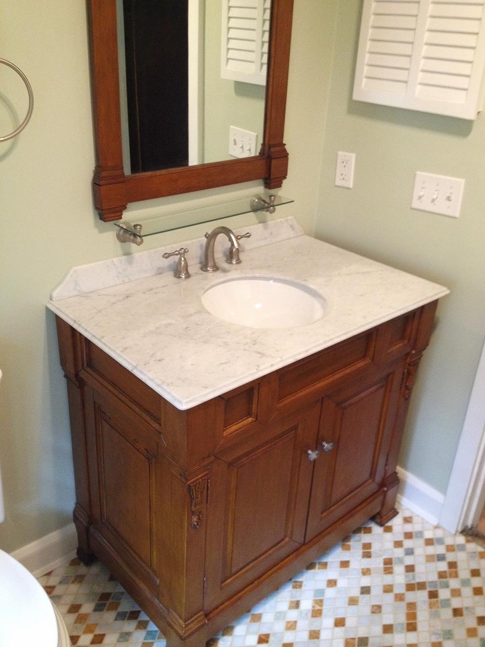 Classic Master Bath