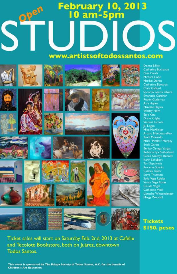 Todos Santos Open Studios Tour