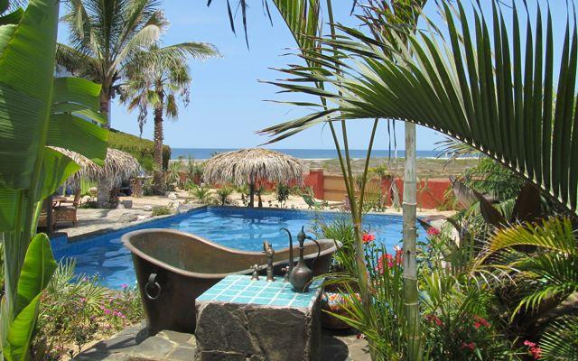 Baja Beach Oasis