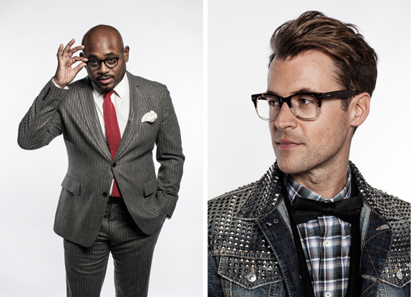 Steve Stoute, CEO & Founder, Translation, and Fashion Stylist Brad Goreski
