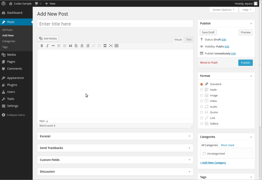 The WordPress visual editor is a challenging experience, especially for beginners