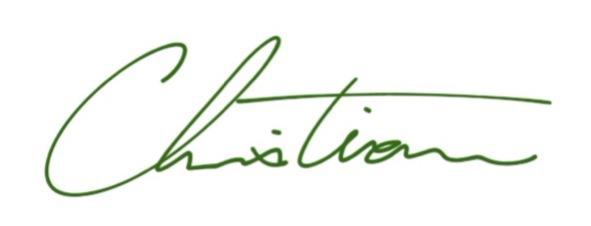 Christian Newman's signature