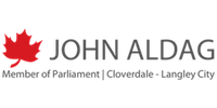John Aldag, Member of Parliament (Cloverdale - Langley City)