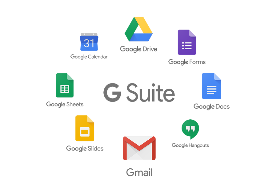 G Suite - Google Apps for Business