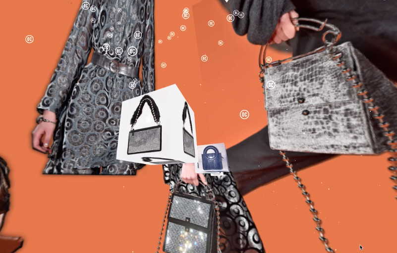 OC X GENTLE MONSTER - Web VR experience for FW15 Accessories designed by Julia Min for Opening Ceremony