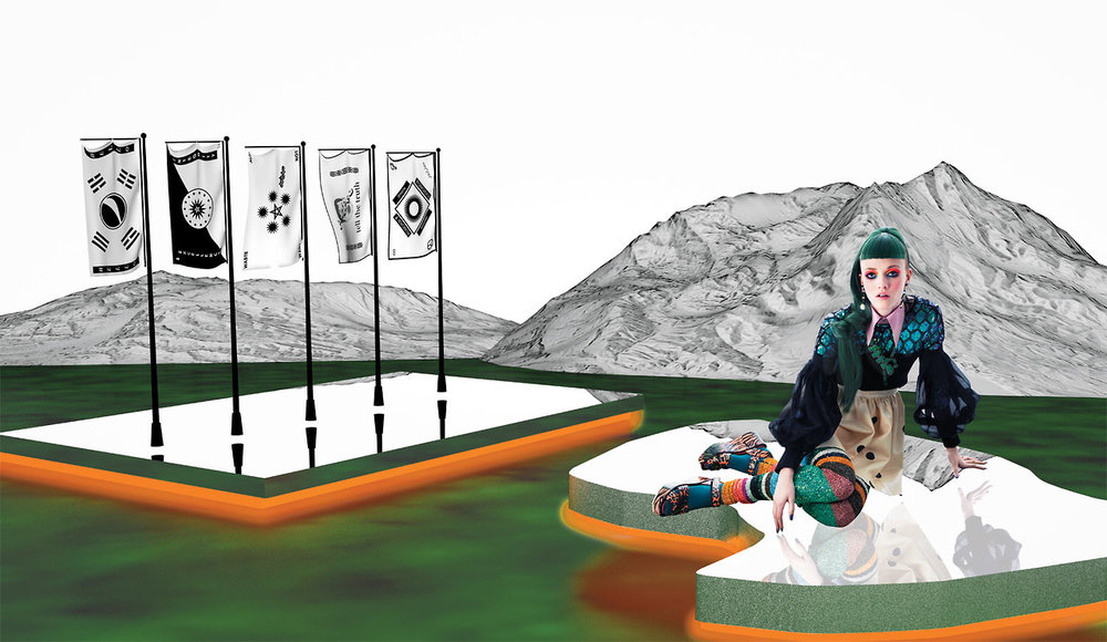 Simulation of Hatsune Miku, 2012